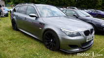BMW M5 Touring at 2017 Goodwood Festival of Speed