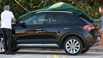2018 VW T-Roc spy photo
