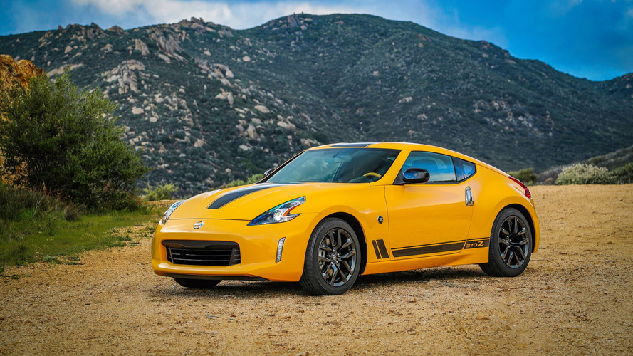 Rumored Nissan 370Z Nismo Replacement Could Pack 475 HP V6, AWD