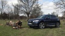 Audi Q5 2017 primer contacto