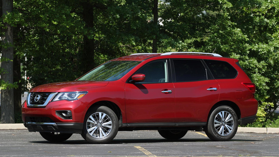 2017 Nissan Pathfinder Review: Keeping Pace With Maturing Competition