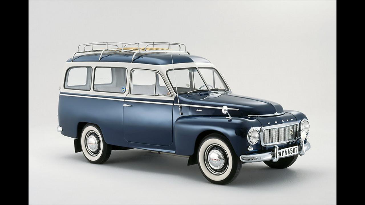 Volvo P445 ,Duett
