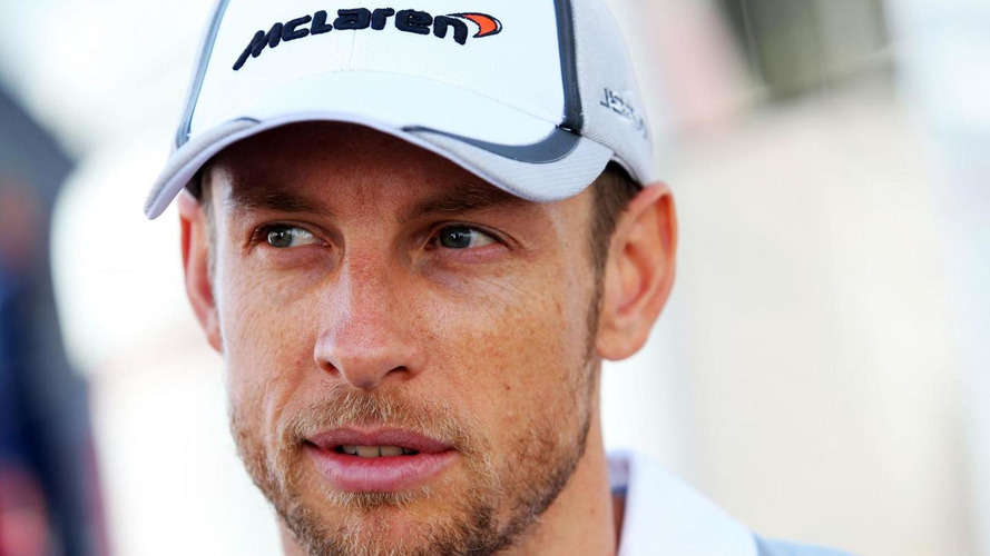 Button doubts Mercedes' rivals can win in 2014