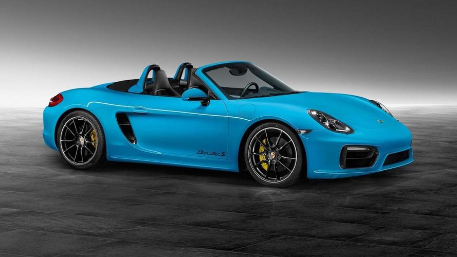 Porsche Exclusive unveils a bespoke Boxster S