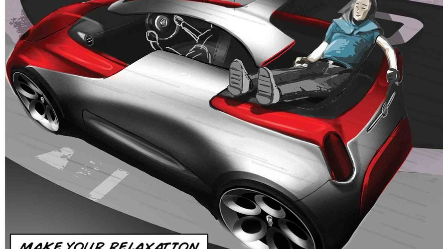 Art students envision the 2020 Fiat 500 and Panda