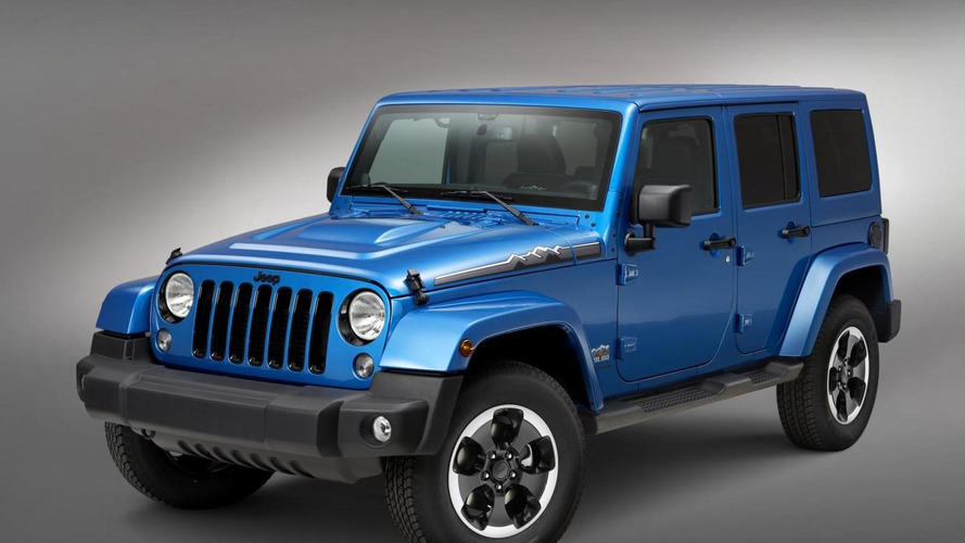 Jeep introduces Wrangler Polar limited edition, debuts at IAA next week