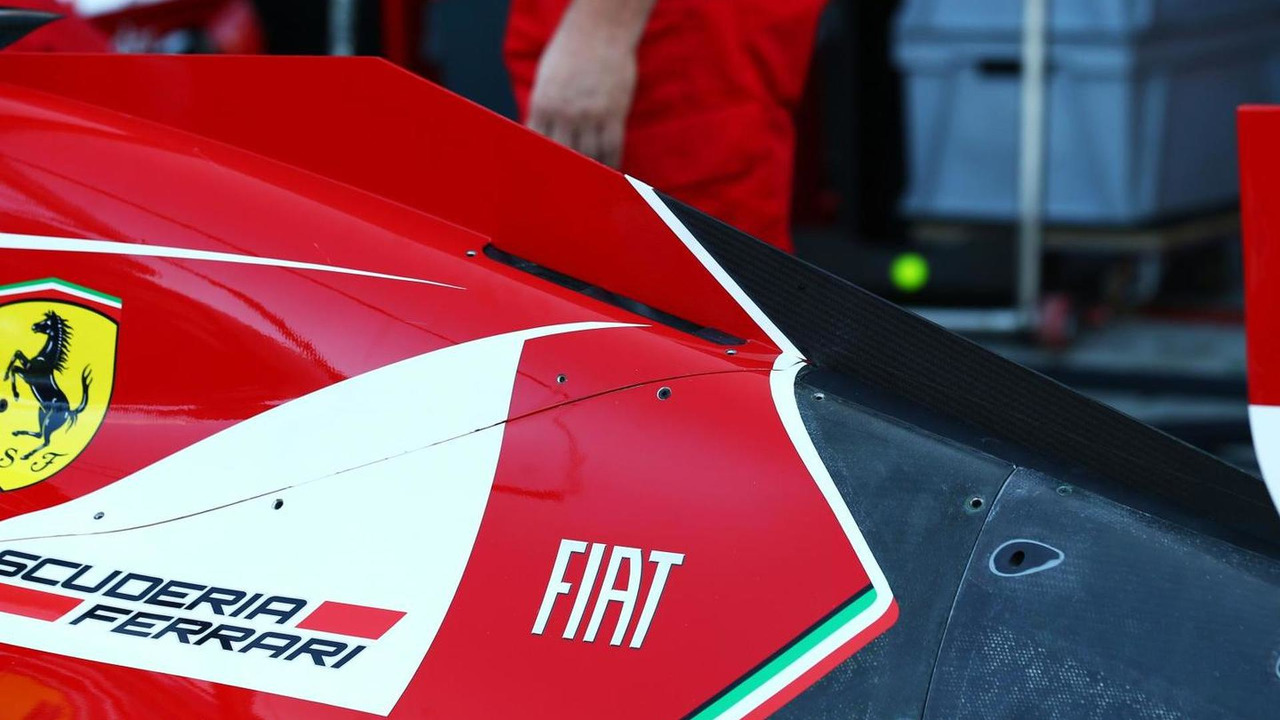 Ferrari F14-T engine cover detail, 14.03.2014, Australian Grand Prix, Albert Park, Melbourne / XPB