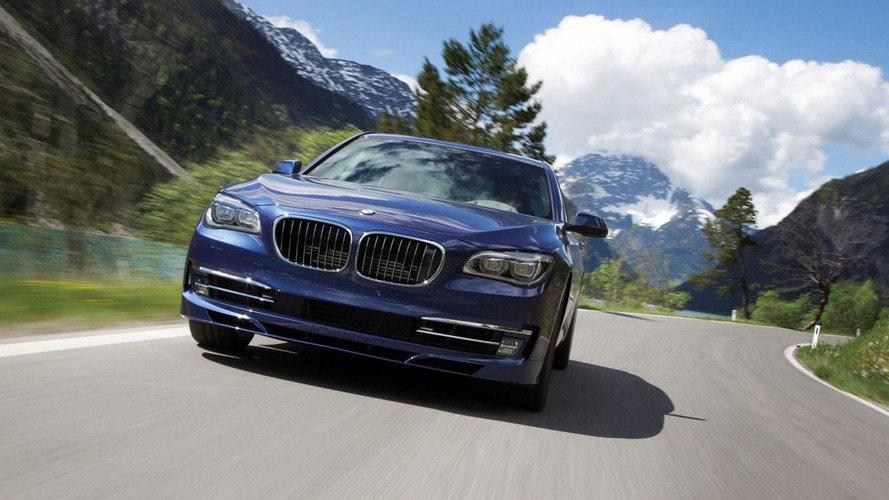 2013 BMW ALPINA B7 facelift revealed