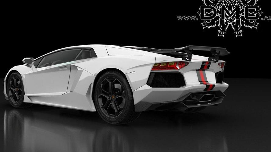 DMC Design Lamborghini Aventador Molto Veloce