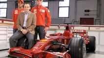 2008 Ferrari Formula 1 Car