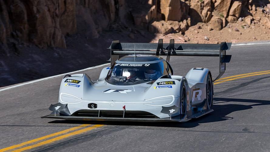 Pikes Peak után Goodwoodban is rekordot döntene a VW I.D. R