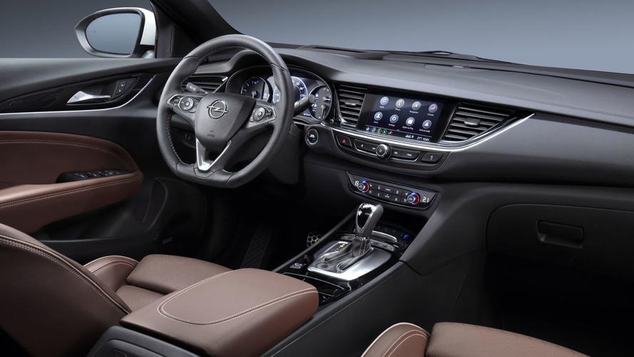 El Opel Insignia Grand Sport 2018 estrena sistema multimedia