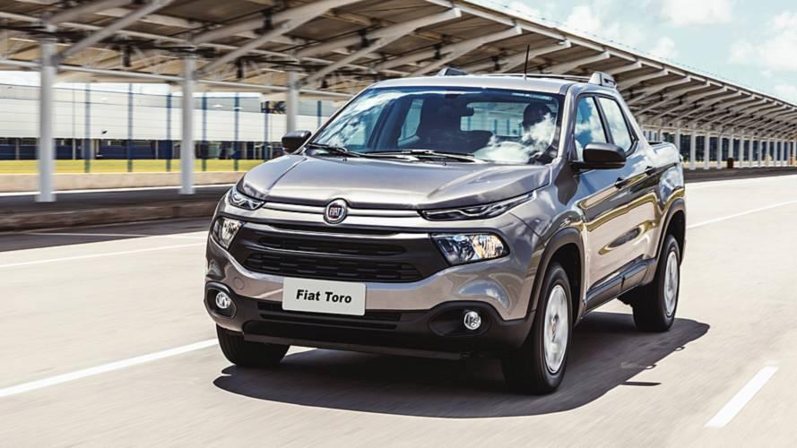 Fiat oferece Toro 2019 com taxa zero e bônus de até R$ 10 mil