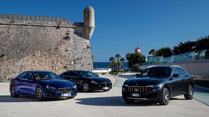 Maserati introduce mejoras en su gama de modelos 2019