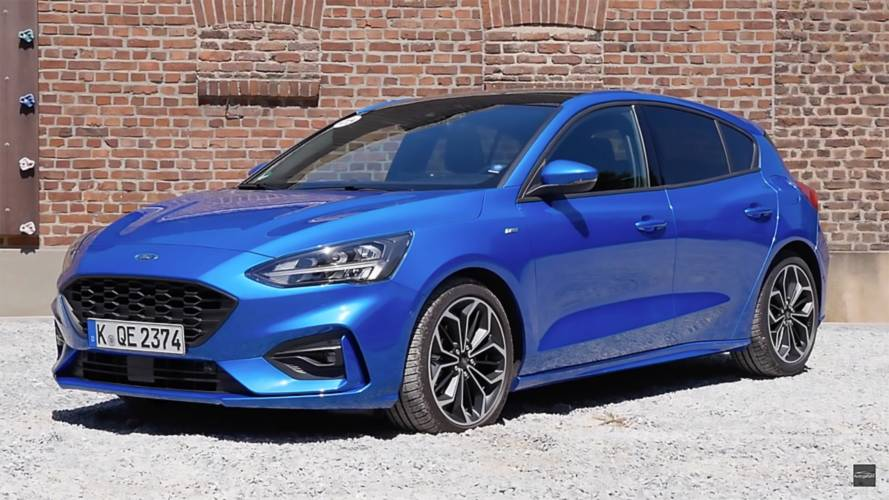 2019 Ford Focus ST-Line Extensively Detailed In Lengthy Video
