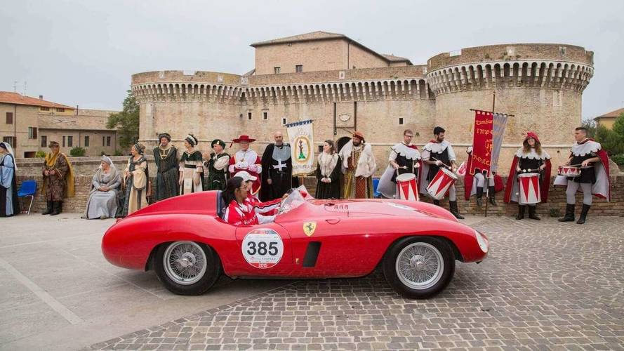 How To Get An Entry On The Mille Miglia