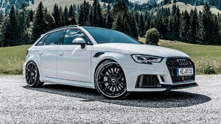 ABT reinterpreta el Audi RS 3 Sportback, con más potencia y presencia