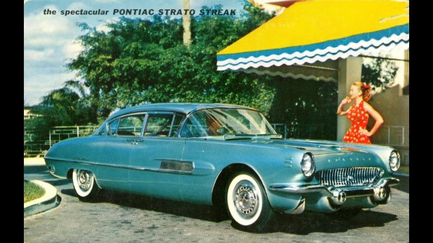 Pontiac Strato Streak Concept