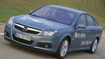 Opel Vectra with HCCI Technolgy
