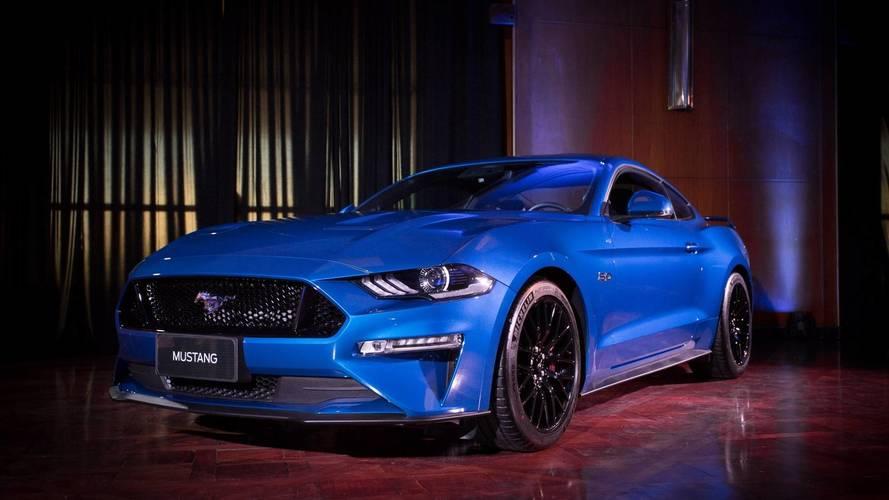 Pré-venda do novo Ford Mustang para o Brasil começa em dezembro