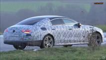 2019 Mercedes-AMG CLS 53 Spied