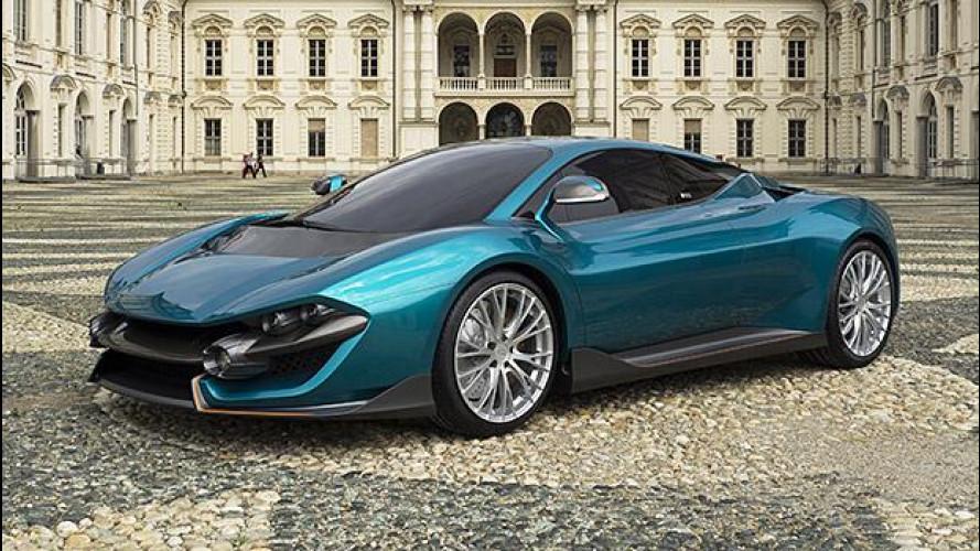 ATS Wildtwelve by Torino Design, italica supercar