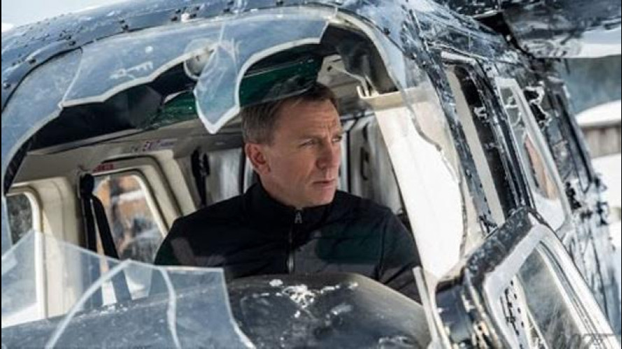 Spectre, le auto di 007 nel primo trailer italiano [VIDEO]
