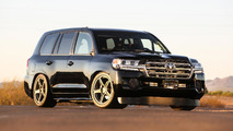 Toyota Twin Turbo Land Speed Cruiser