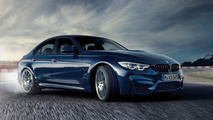 2018 BMW M3 facelift