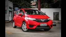 Compactos: Fit amplia liderança e Fiesta tem novo recorde negativo em abril