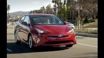 Toyota deixa o Prius mais
