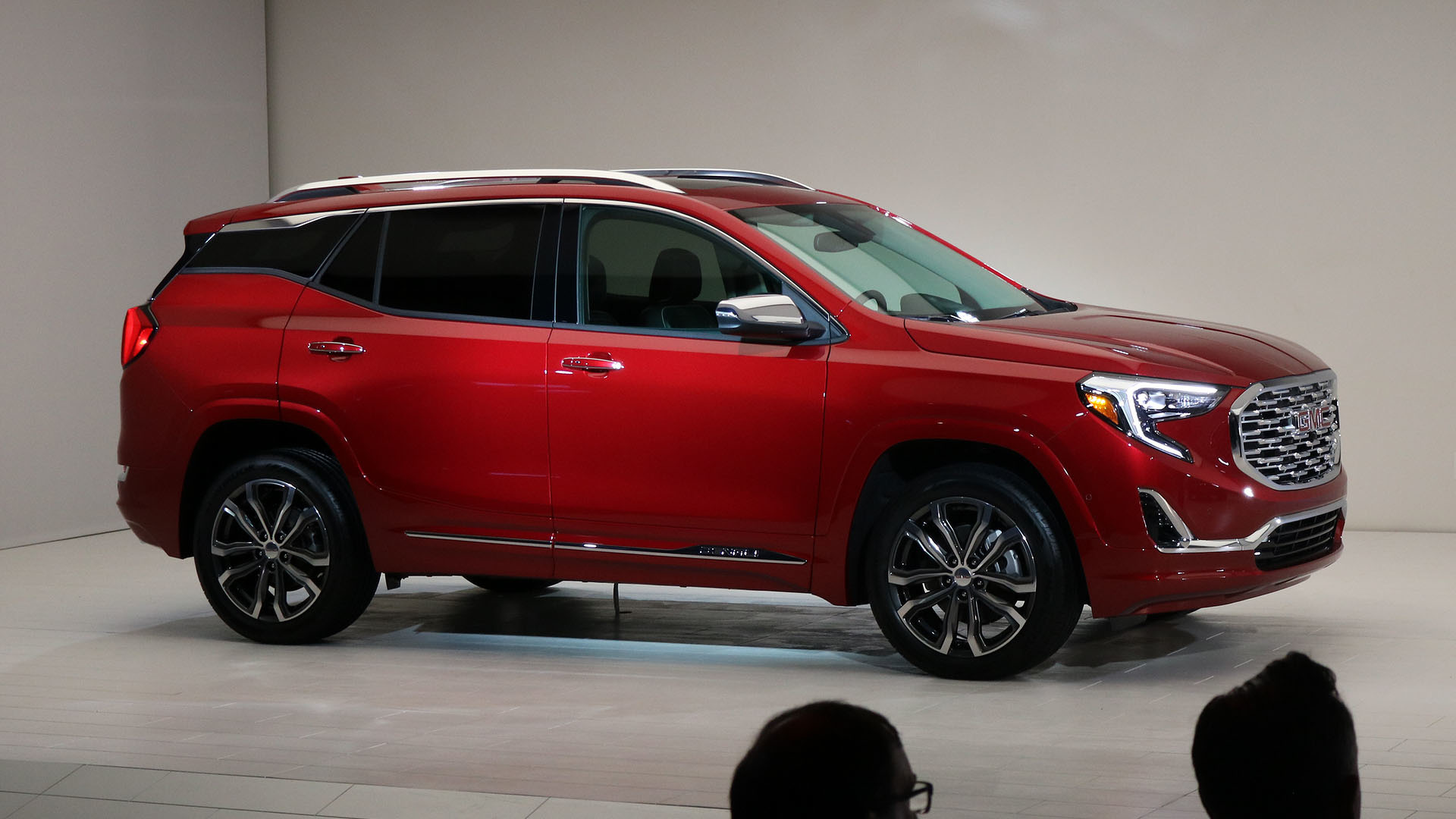 2018 gmc terrain starts at 26 945 denali loaded with tech. Black Bedroom Furniture Sets. Home Design Ideas