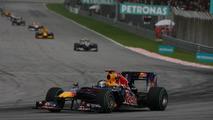 Sebastian Vettel (GER), Red Bull Racing, Malaysian Grand Prix, 04.04.2010 Kuala Lumpur, Malaysia