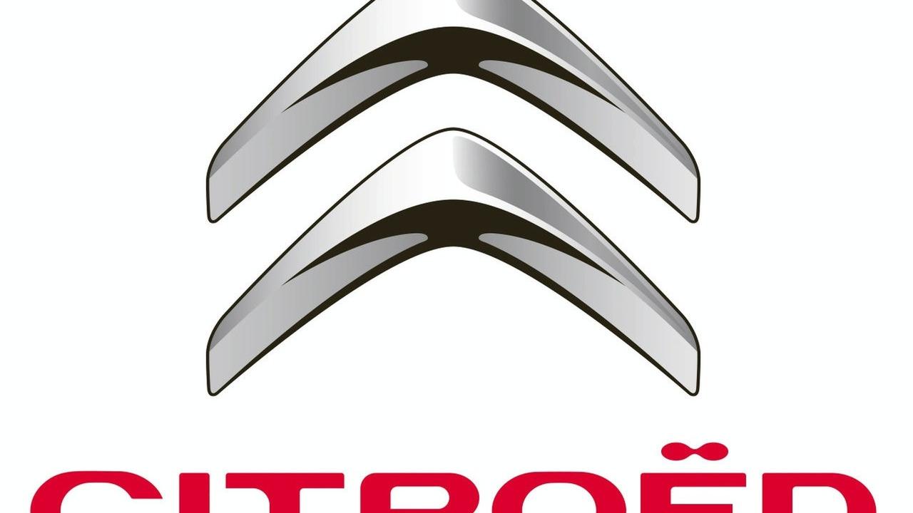 New Citroen brand logo