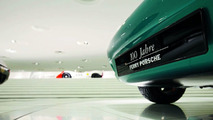 100th Anniversary of the birth of Ferry Porsche Honoured
