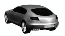 Bugatti 16C Galibier Trademark design