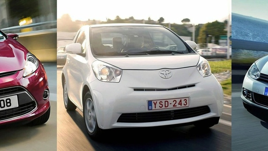 Fiesta, IQ & Golf Battle for 2009 World Car of the Year Award
