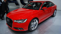 2012 Audi A6 live in Detroit 10.01.2011