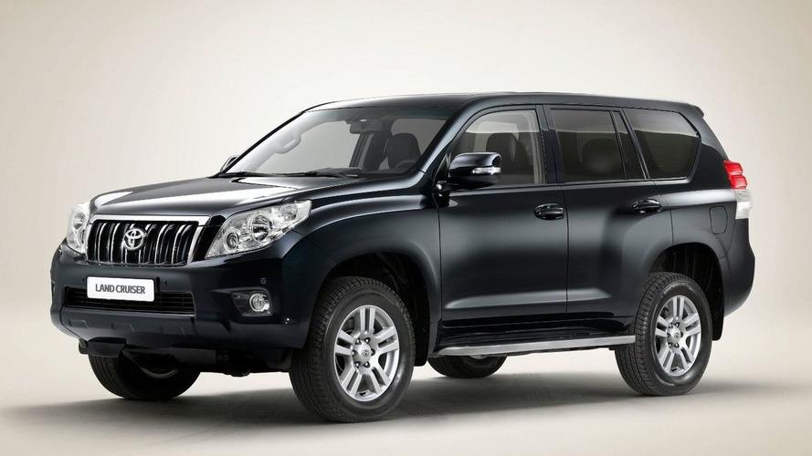 All-new 2010 Toyota Land Cruiser Revealed