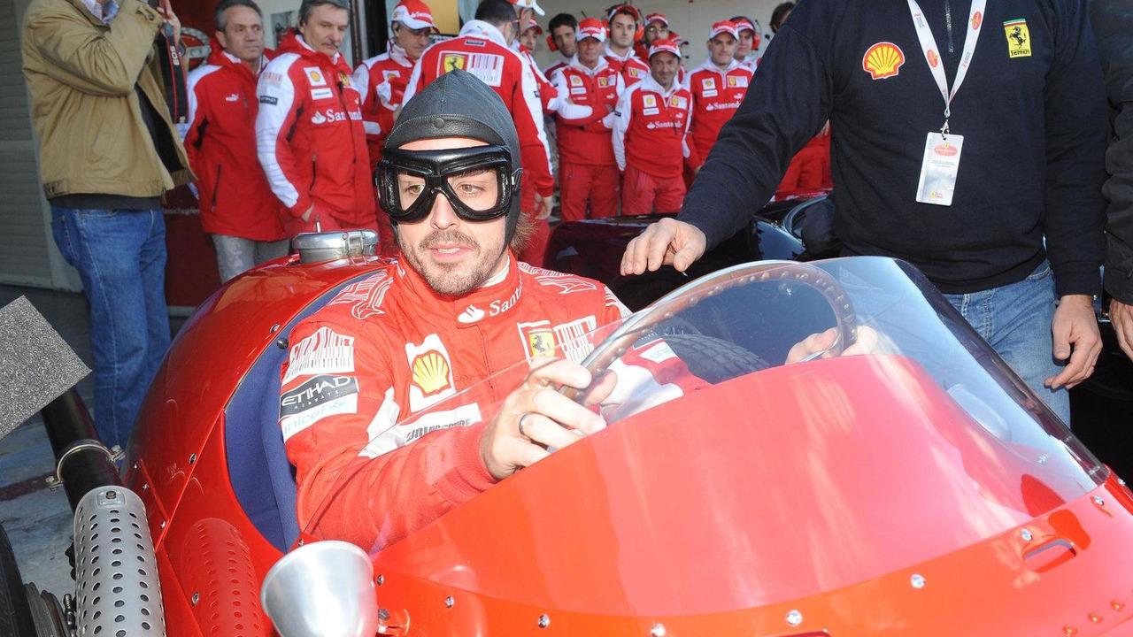 Fernando Alonso , Finali Mondiali Ferrari 2010, Valencia, Spain, 28.11.2010
