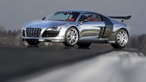 MTM R8 V10 Biturbo in Chrome 25.02.2011