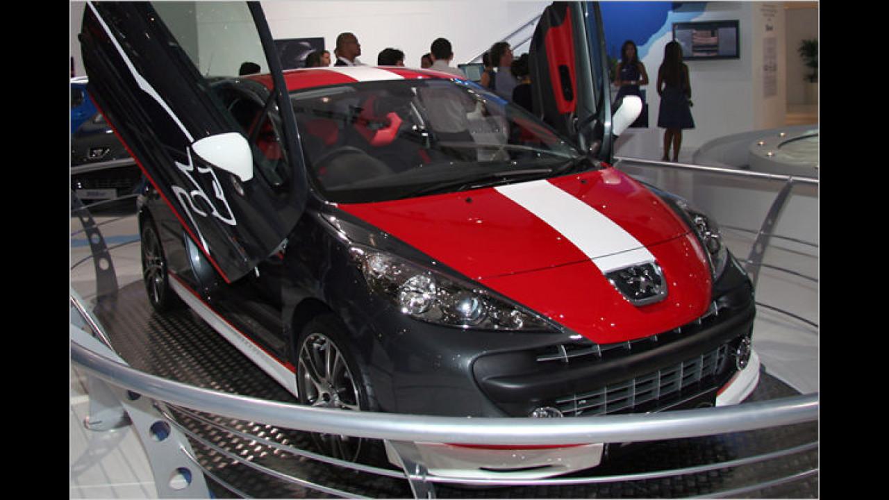 Irmscher Peugeot 207 RC Line