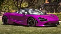 McLaren 720S par MSO