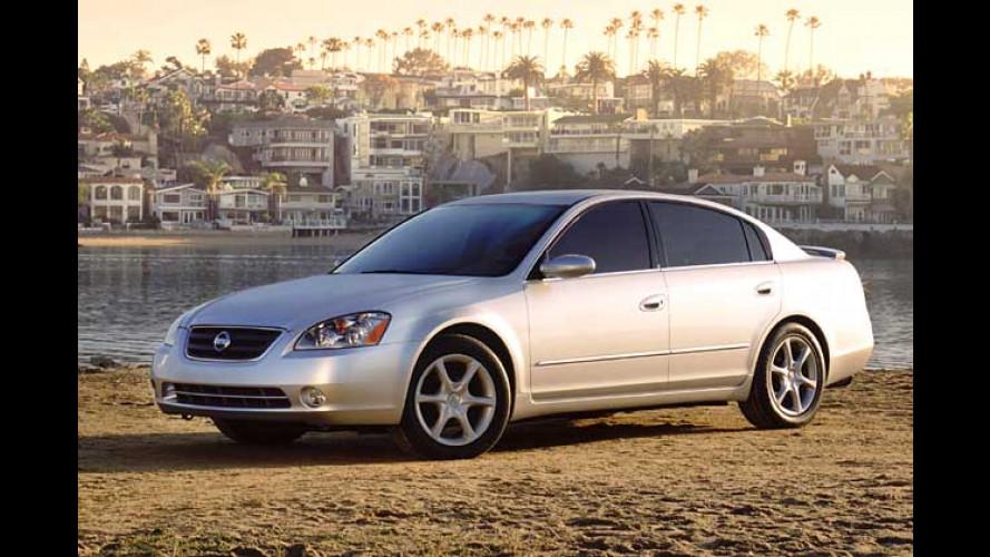 Nissan: Hybrid-Fahrzeug auf Basis des Altima kommt 2006