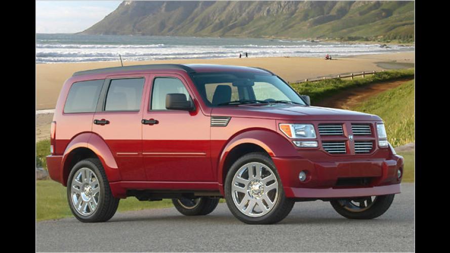 Chrysler gibt Gas: Produkt-Offensive mit kleineren Autos
