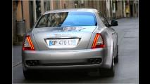 Quattroporte-Facelift