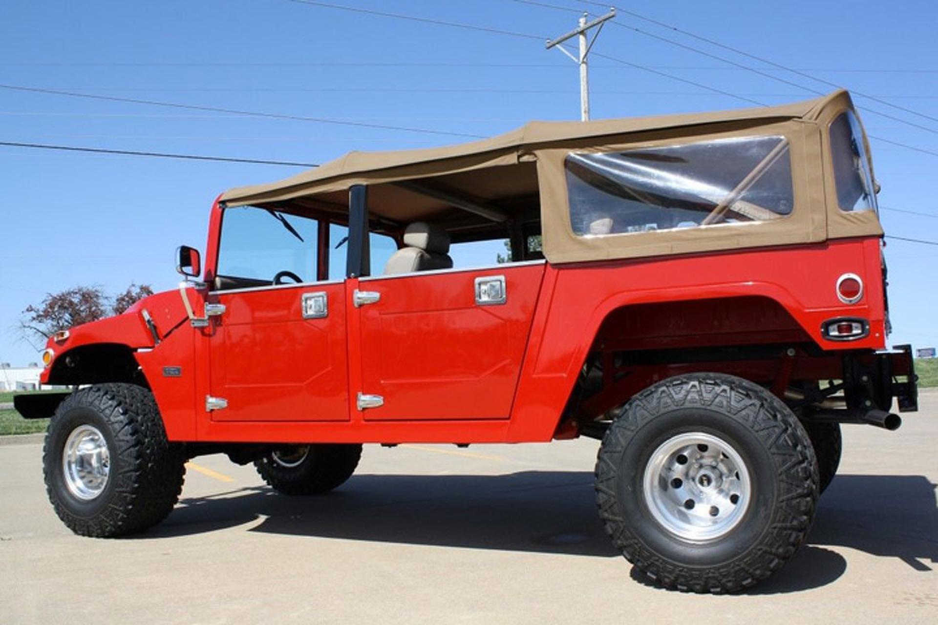 Jurassic Truck T-REX: Don't Call it a Hummer