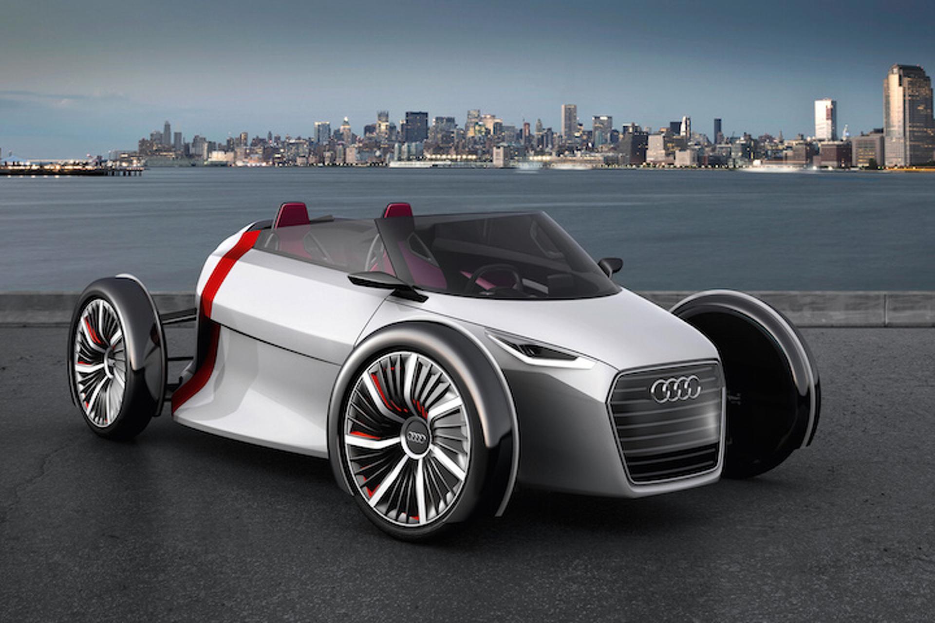 The Strangest Audi Concept Cars Ever Built - Audi car 7