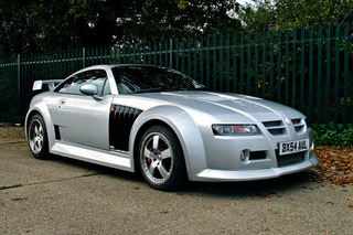 Weird and Wonderful MG SV-R Sports Car Goes up for Auction