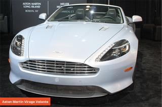 Event Highlights: 2012 New York International Auto Show
